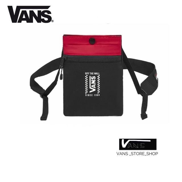 กระเป๋าVANS AP OVERRATE CRO RED สินค้ามีประกันแท้