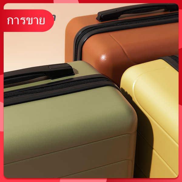 [สินค้าใหม่] Bulaimei กระเป๋าเดินทางกระเป๋ารถเข็นหญิงสุทธิดารานักเรียน 20 นิ้วขนาดเล็ก 24 นิ้วกรณีขึ้นเครื่อง