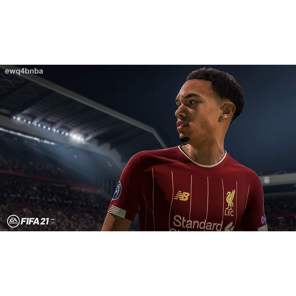 โทรศัพท์บ้าน❃✇∏FIFA 21 Ps4 Zone 3 แผ่นแท้มือ 1 !!!!! (เกมส์ Ps4) (แผ่นเกมส์ (FIFA21 (Fifa2021 (Fifa 2021
