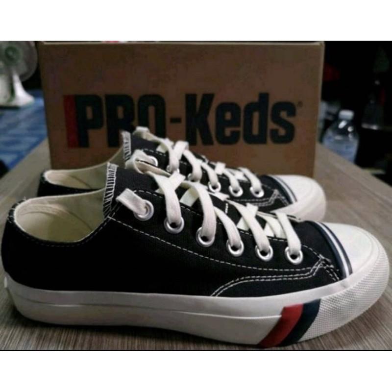 รองเท้า pro-keds สีดำ