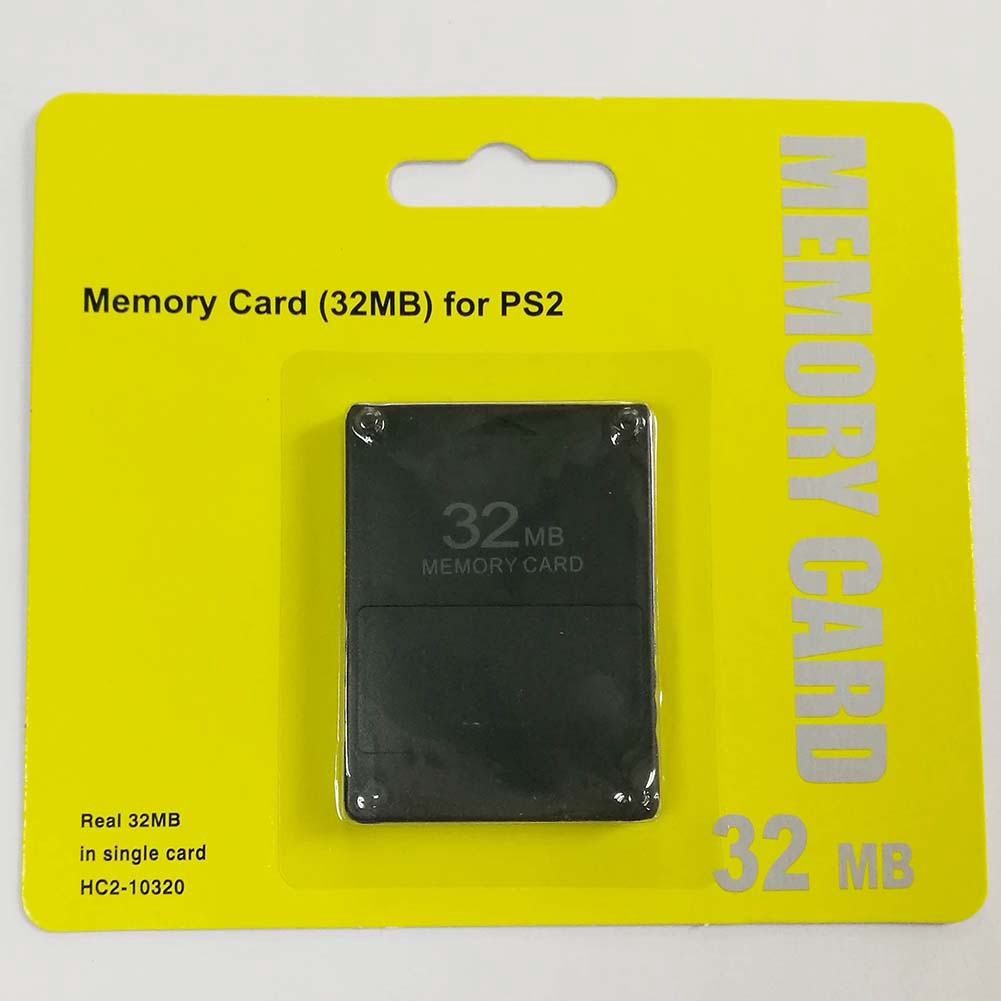 Durable Memory Card Plug Module Storage Data Save High Speed Gaming  128/256M Professional Mini Large Capacity For PS2