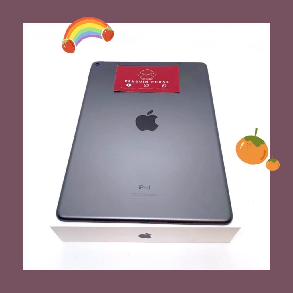 iPad Air 3 256GB Cell สี Space Gray มือสอง สภาพ 99.99% [ไอแพด ไอแพดมือสอง ไอแพดราคาถูก iPad iPadมือสอง มือ2 ราคาถูก]
