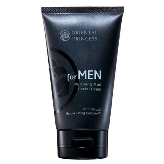 for MEN Purifying Mud Facial Foam (1