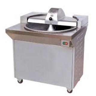 เครื่องตีเนื้อ สับผสมสามารถทำหมูเด้ง ลูกชิ้น ทอดมัน หอยจ้อ หมูยอ ตัวเครื่องเป็นสแตนเลสทั้งตัวdden