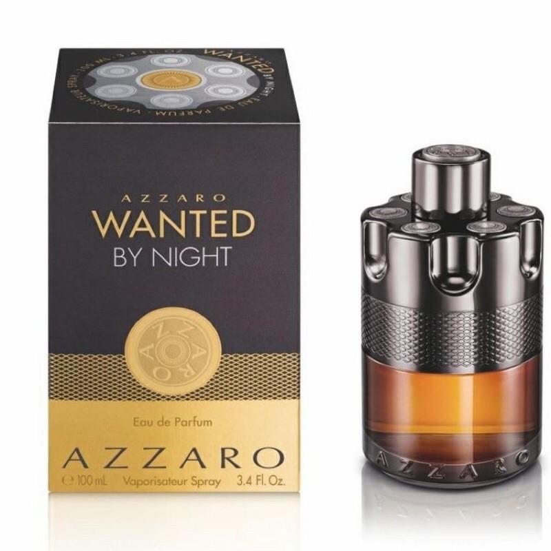 น้ำหอม Azzaro Wanted By Night EDP