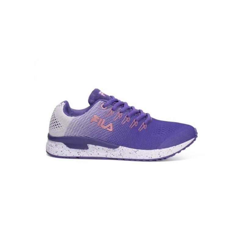รองเท้าวิ่ง Fila สำหรับผู้หญิงรองเท้าออกกำลังกายรองเท้าสุขภาพรองเท้าผ้าใบ