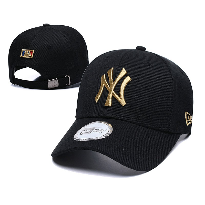 457415ecc NY Yankees (นิวยอร์ก แยงกีส์) CAP HAT  เบสบอลหมวกกีฬาเบสบอลหมวกคุณภาพหมวกชาวประมง