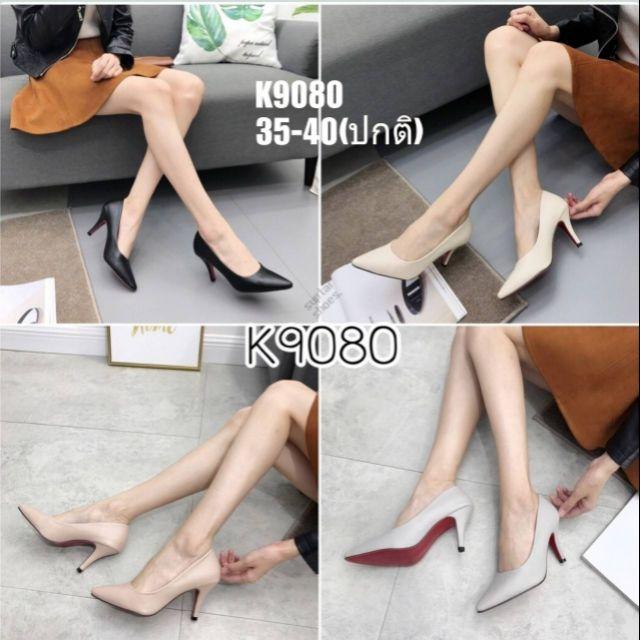 🎉 ใช้โค้ดNEW123Q ลดอีก100฿  รองเท้าคัชชู วัสดุหนังนิ่ม