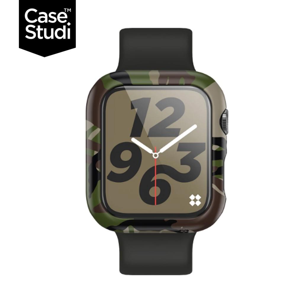 CaseStudi เคส APPLE WATCH (40/44MM) PRISMART CASE - CAMO WOOD