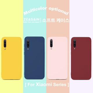 Review Xiaomi Mi 8 9 Lite Mi 9T Pro Pocophone F1 Mi8 Mi9 CC9 CC9E A3 Lite Explorer Case Colorful Soft Cover กรณี