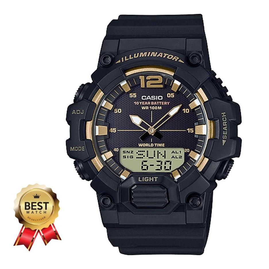 แท้แน่นอน 100% คุ้มค่าที่สุดกับนาฬิกา Casio  HDC-700-9AVDF อุปกรณ์ครบทุกอย่างพร้อมใบรับประกัน CMG ประหนึ่งซื้อจากห้าง