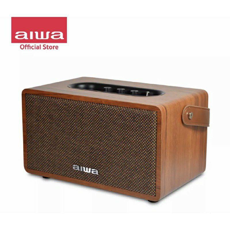 AIWA รุ่น MI-X150 ลำโพงบลูทูธพกพา Retro Plus Bluetooth Speaker