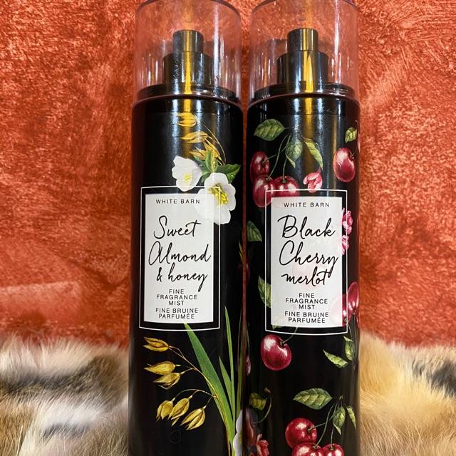 Fragrance Mist Bath & Body Work ขนาด 236 ml