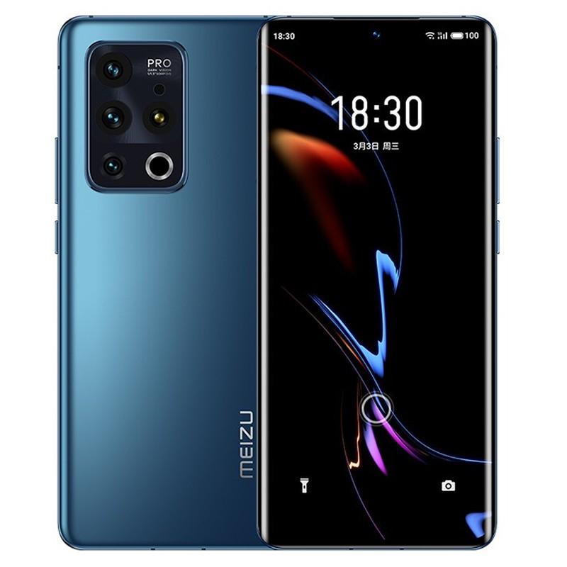 ❂▪✷รองรับ 12 งวดสำหรับการจัดส่งในวันเดียวกัน + ส่งที่ชาร์จเดิม] Meizu/Meizu 18 Pro 5G เกมกล้องหน้าจอมือถือสมาร์ทโฟน Snap