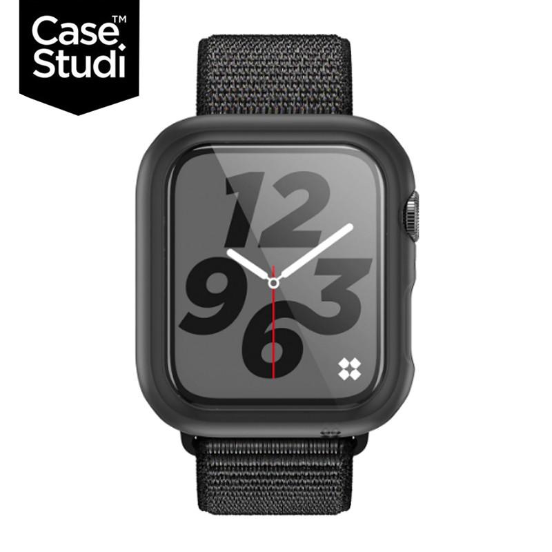 Case Studi เคส APPLE WATCH (40/44MM) EXPLORER CASE - CHARCOAL BLACK