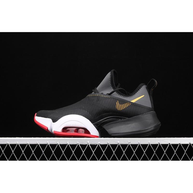 [ankuu]รองเท้าผ้าใบ nike air zoom superrep สีดําไซด์ 40-45