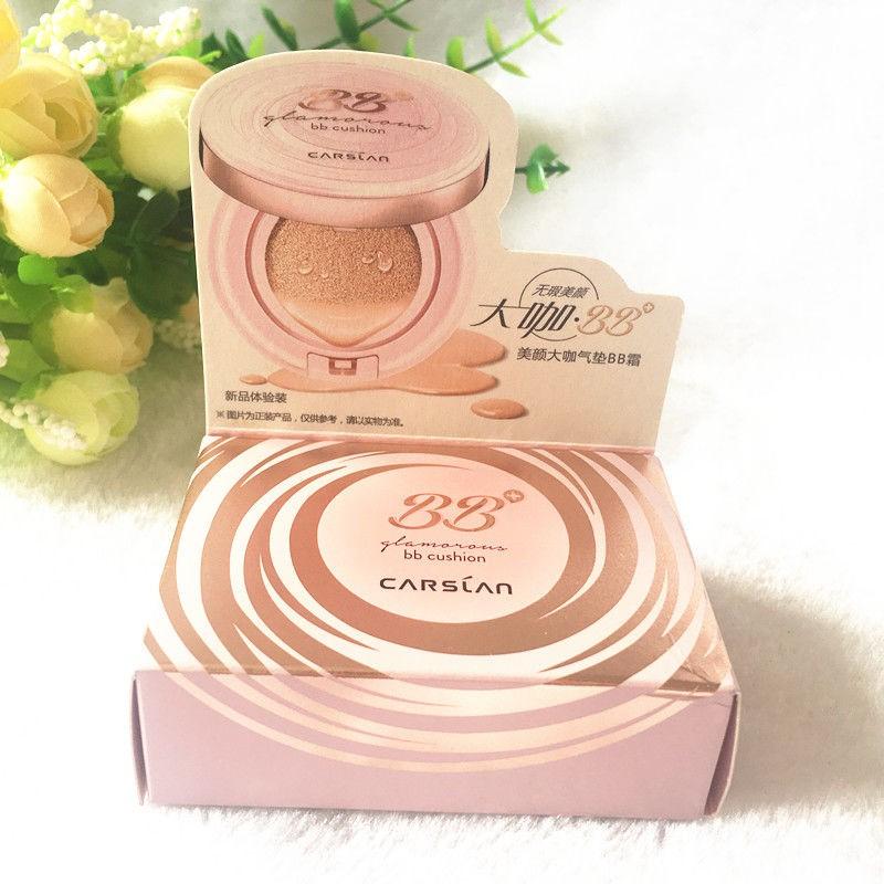 ♨◊Kazilan Snail Cushion BB Cream Medium 3.5g Waterproof, Anti-sweat CC Moisturizing Sunscreen Concealer Whitening