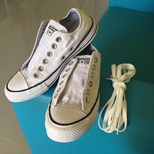 รองเท้า Converse แท้ 100% (มือสอง)