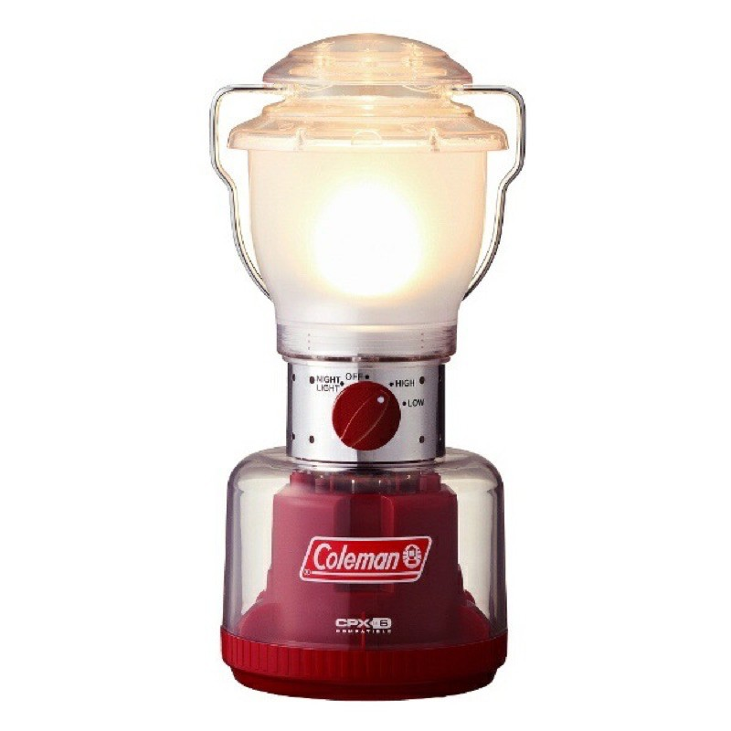Coleman CPX6 LED Reversible Lantern III Camp Battery Lantern Coleman