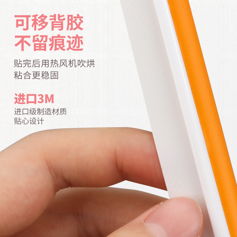 ✉☪ปากกาแอปเปิ้ลใช้ได้สติกเกอร์ applepencil ฟิล์มกันลื่นรุ่นที่2ซองใส่ปากกา aplepencil ที่สร้างสรรค์สติกเกอร์ปากการุ่นที่