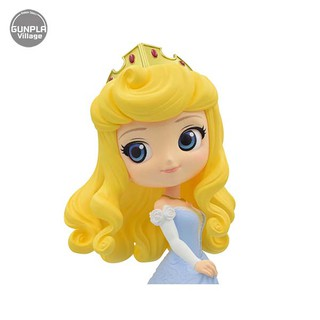 Review Banpresto Q Posket Disney Characters - Princess Aurora - Dreamy Style (Ver.B) 4983164163193 (Figure)