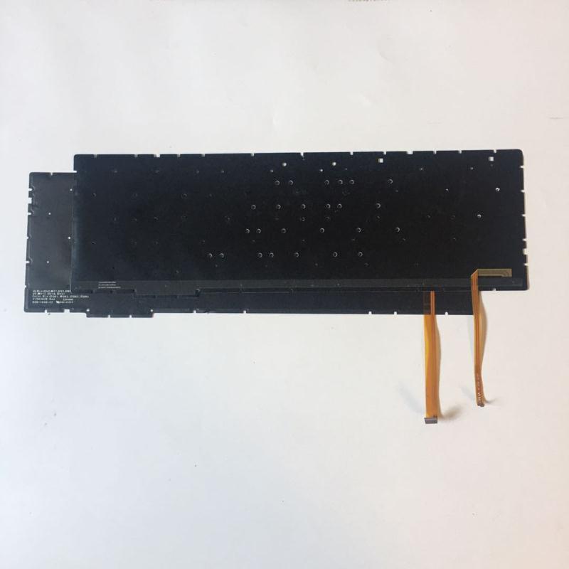 แผ่นบอร์ดติดไฟ Backlight สําหรับ Asus Fz Zx Fx 53 Gl 553 Kx 53