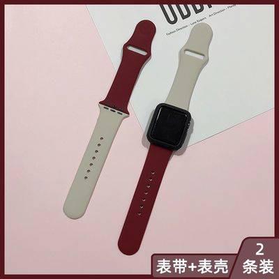 สายนาฬิกาอัจฉริยะ สายนาฬิกา สายนาฬิกา applewatch สาย applewatch Apply AppleWatch5 Apple watch Table with personality itc