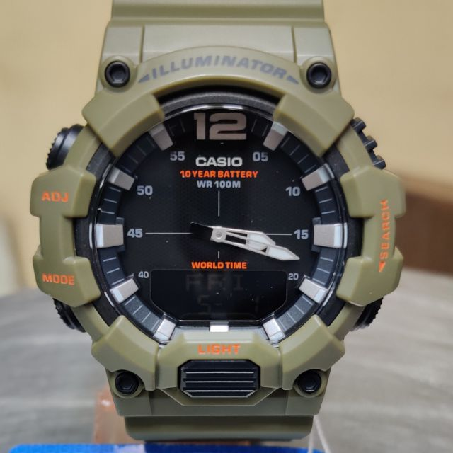 Casio Hdc-700-3a3 นาฬิกาทนทานแข็งแรง