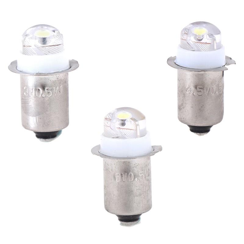 P13.5S 0.5w 3v 4.5v 6v work light flashlight torch light replacement led bulb MR