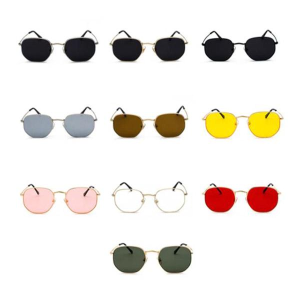 【COD】งานขายดี รุ่นDro17 แว่นตากันแดดดาราใส่เยอะ