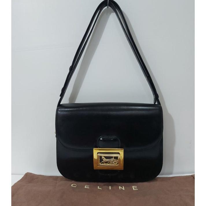 celine vintage shoulderbag