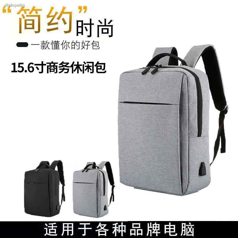 ✎✙ กระเป๋าเป้สะพายหลังกระเป๋าถือโน๊ตบุ๊ค 13/ 14/15.6 นิ้ว กระเป๋านักเรียน กระเป๋าเป้คอมพิวเตอร์ เดินทางเพื่อธุรกิจและพัก