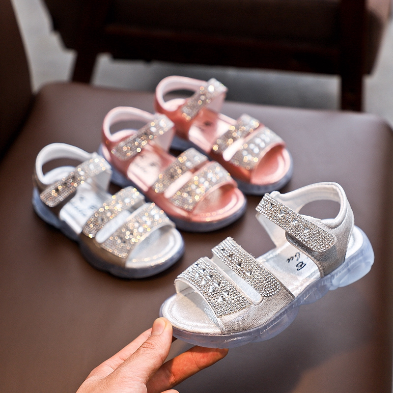 Hot รองเท้าเด็กที่สะดวกสบาย รองเท้าวิ่ง รองเท้าคัชชู Children Student Shoes