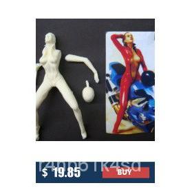 Resin Figure Kit 1/12 Sexy Girl GK Model Garage Kit#¥%¥# BGCq