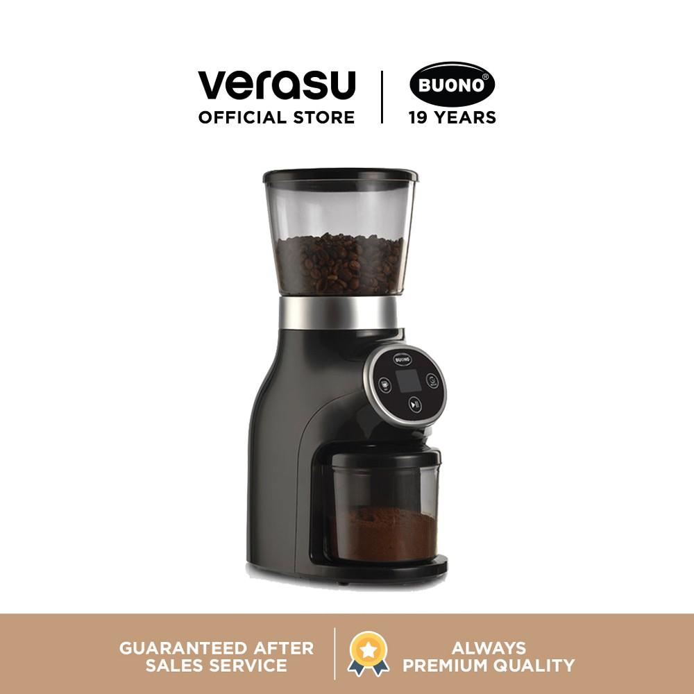 BUONO เครื่องบดกาแฟ รุ่น BUO-12CG03 VERASU วีรสุ เครื่องชงกาแฟ เครื่องทำกาแฟ