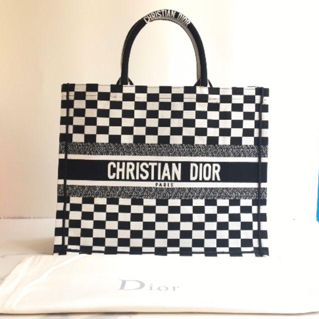 Christian Dior  Book tote bag