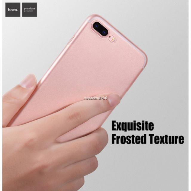 ถูกที่สุด❅☃Hoco Case เคสใสแท้ 💯 iPhone X / 8 Plus 7 6s 6 SE 5s 5 /S9plus