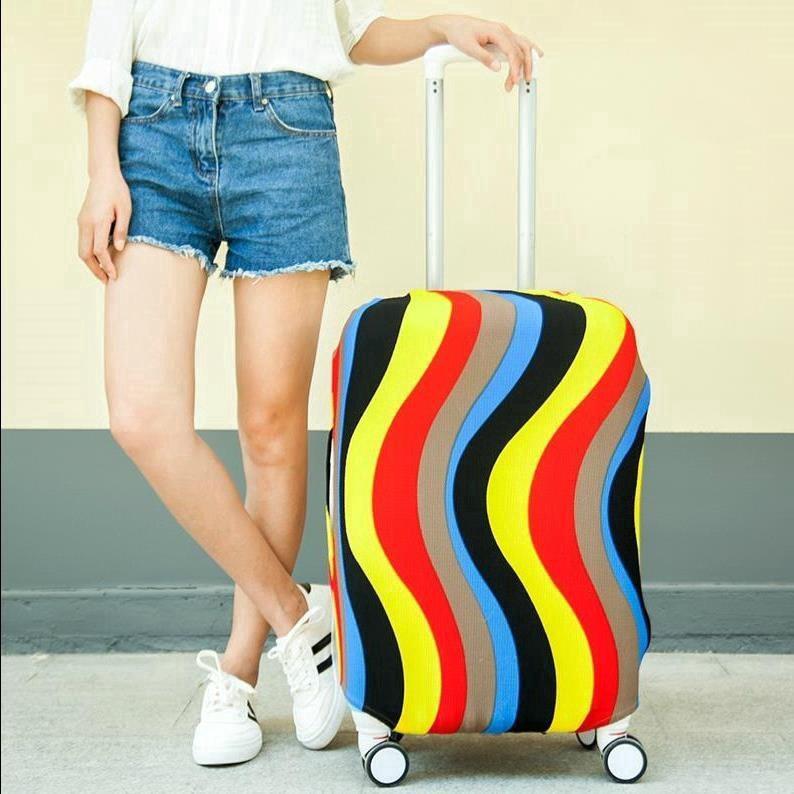 กระเป๋าเดินทางแบบยืดหยุ่นสำหรับกระเป๋าเดินทาง 20 / 24
