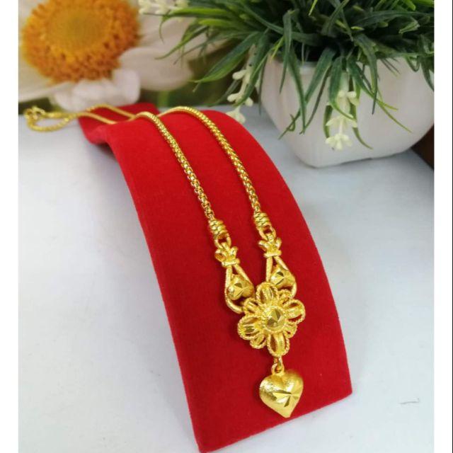 สร้อยคองานเศษทองหนัก1บาทราคา390บาทสีและน้ำหนักใกล้เคียงทองแท้