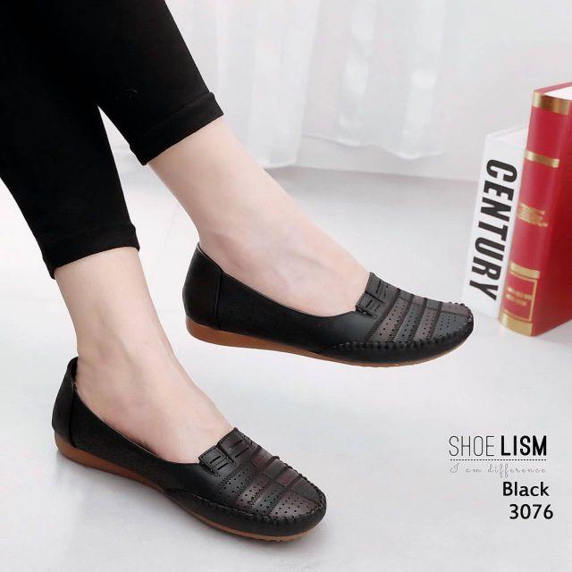 3076 รองเท้าคัชชูเพื่อสุขภาพ