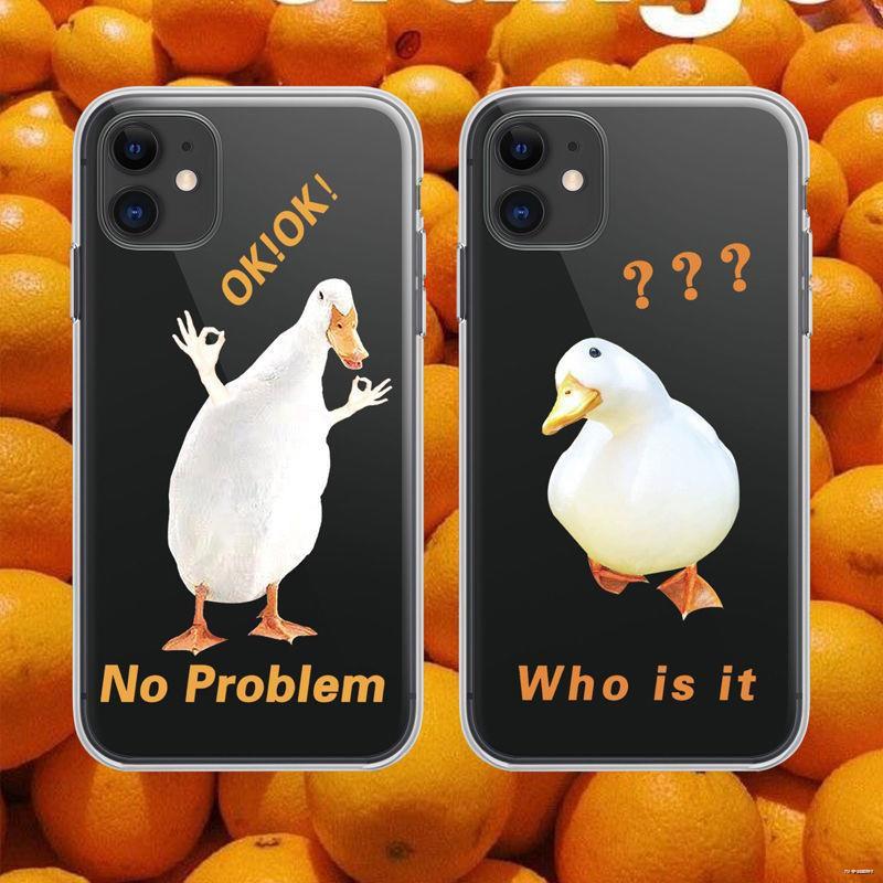 ยางยืดออกกําลังกาย○℗♠(มือถือ ฟิล์มนิรภัย)  ตลก iPhone11pro น่ารัก xr แอปเปิ้ล x เคสโทรศัพท์มือถือ xsmax โปร่งใส 6s หญิง