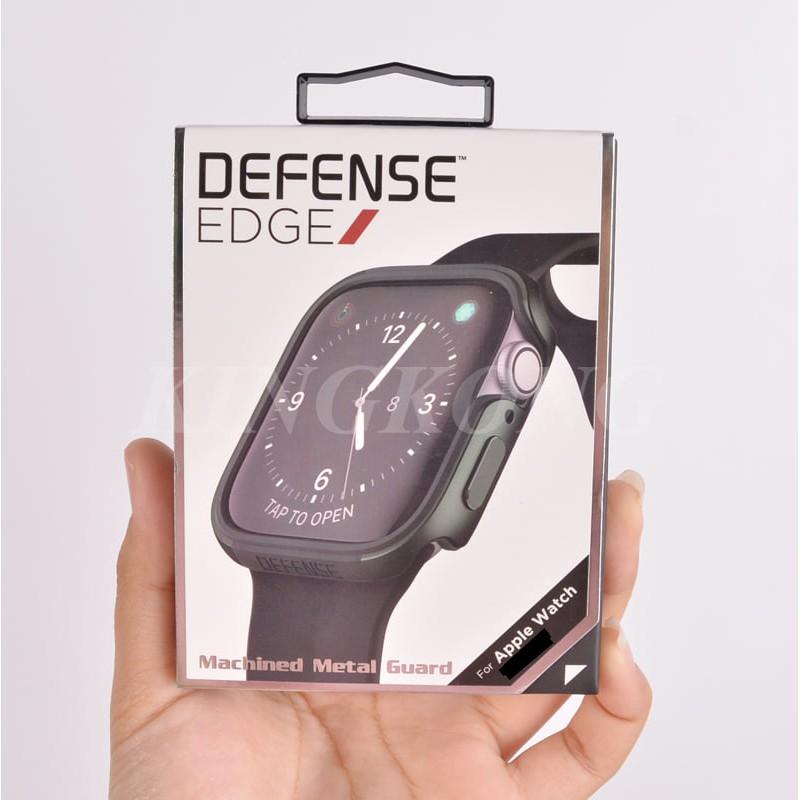 นาฬิกาดิจิตอล。 X-doria case DEFENSE EDGE Apple Watch 40mm เคส แอปเปิ้ลวอช