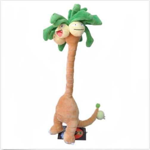 """Pokemon Go Plush Toy Alola Exeggutor 14/"""" Collection Stuffed Animal Doll Gifts"""