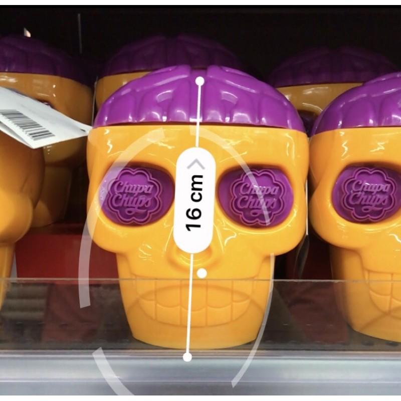 ✷☄Chupa Chups Skull with Candy