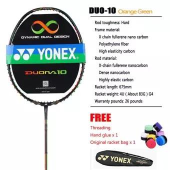 Yonex Duora 6 4U//G4