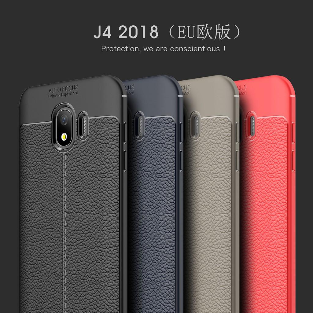 Soft Case TPU Carbon Fiber Shockproof Samsung Galaxy J4 Plus/J4 Prime (2018) กรณี | Shopee Thailand