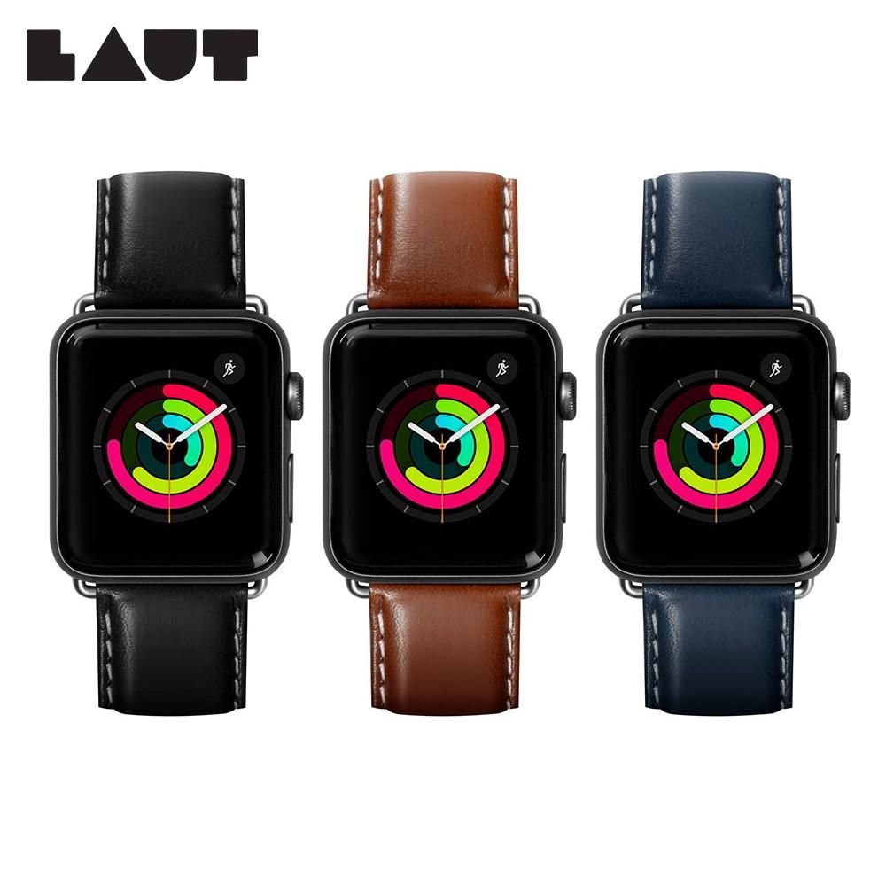 LAUT สายแอปเปิ้ลวอช Watch Band for Apple Watch (38,40 MM) Oxford