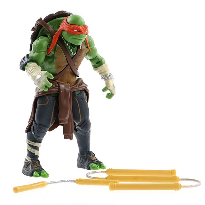❦❁┇Variants Era 2014 Movie 4 Paragraph Teenage Mutant Ninja Turtles TMNT Movable Joint Figure Doll Toy Garage Kit Model