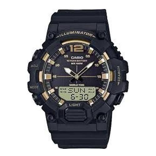 Casio Standard นาฬิกาข้อมือผู้ชาย สายเรซิน รุ่น HDC-700 eUEp