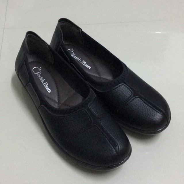 รองเท้าคัชชู สีดำ |ใหม่มาก